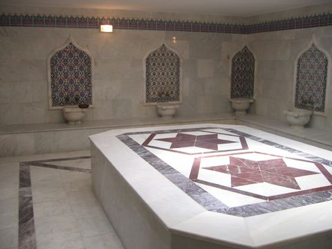 Hammam: The Turkish Bathing Experience