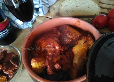 Anatr, pancetta e pomodoro