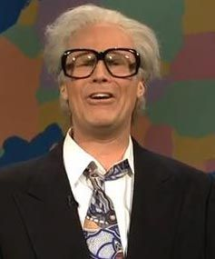 Will Ferrell as Harry Caray - I die laughing every time!!!
