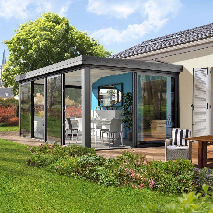 Luxe Veranda Image De Salon De Veranda Veranda Modele De Veranda Veranda Alu