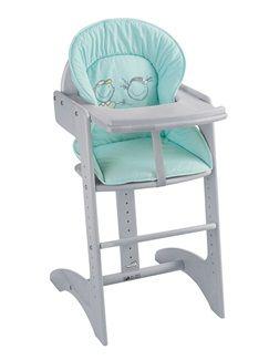 Les 25 meilleures id es de la cat gorie chaise haute b b bois sur pinterest chaises hautes - Chaise haute filou geuther ...