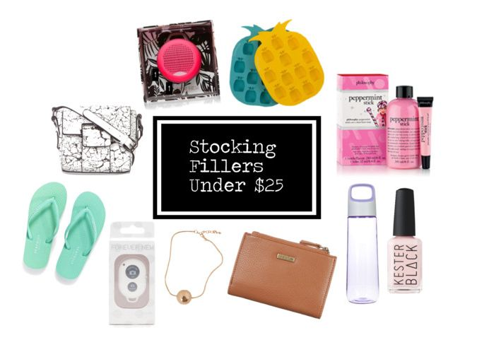 Not sure what to put in the christmas stocking without breaking the bank? Check out 10 unforgettable stocking fillers for under $25 HERE!
