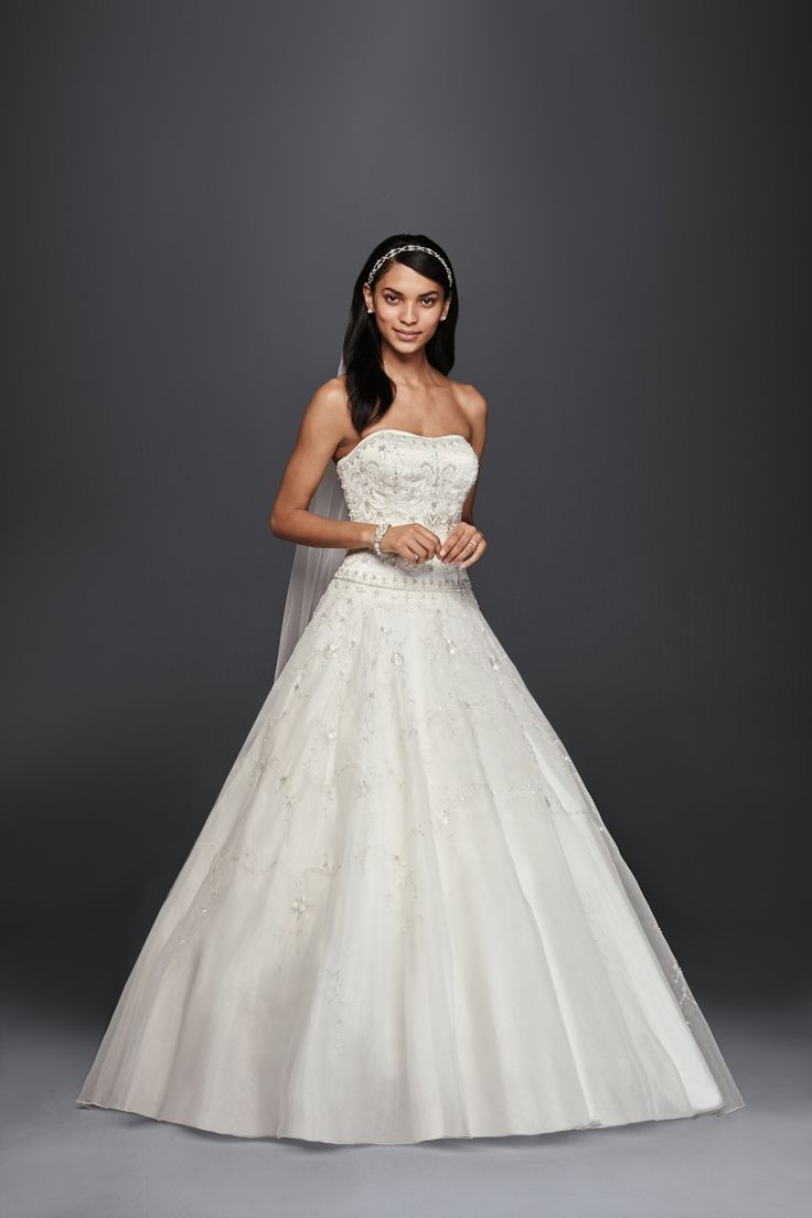 135 best images about oleg cassini wedding dresses on for Oleg cassini wedding dress tea length