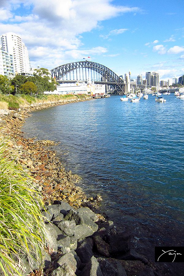 Lovely walk this afternoon. Lavender Bay in Sydney - uplifting, inspiring, breathtaking... I am so grateful.