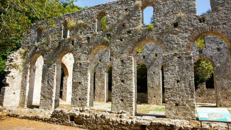 Butrinti is one of the most important archaeological sites in the country containing different artifacts and structures which date from the Bronze Age up until the 19th century. https://wander.al/attraction/butrint #WanderAlbania #butrint #albania