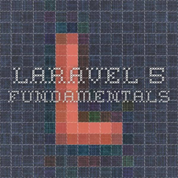 #Laravel 5 Fundamentals http://christofcoetzee.co.za/laravel-trends/