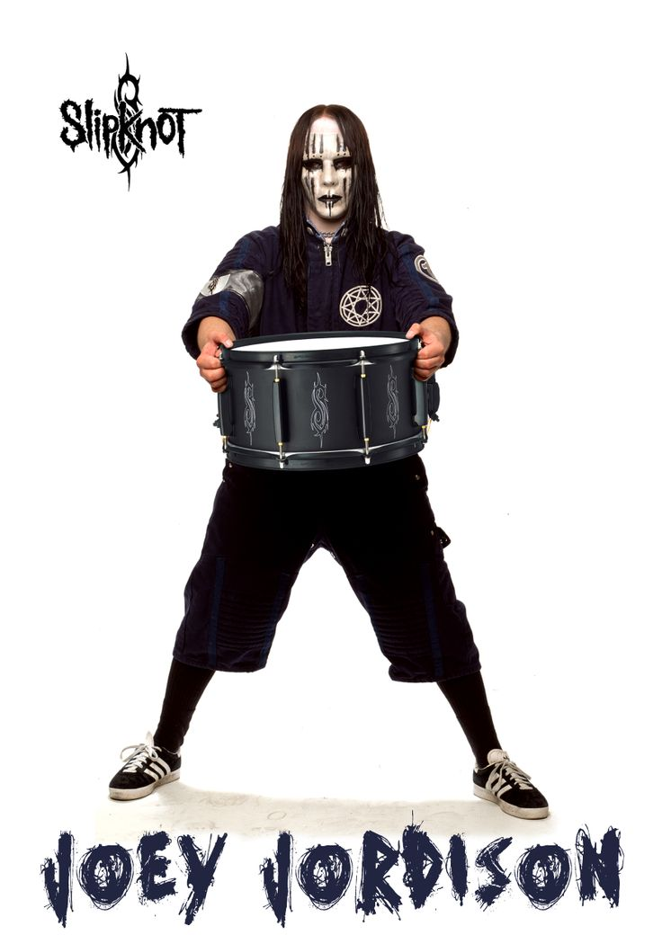 Joey Jordison Slipknot | ARMI® Australian Rock & Metal ...