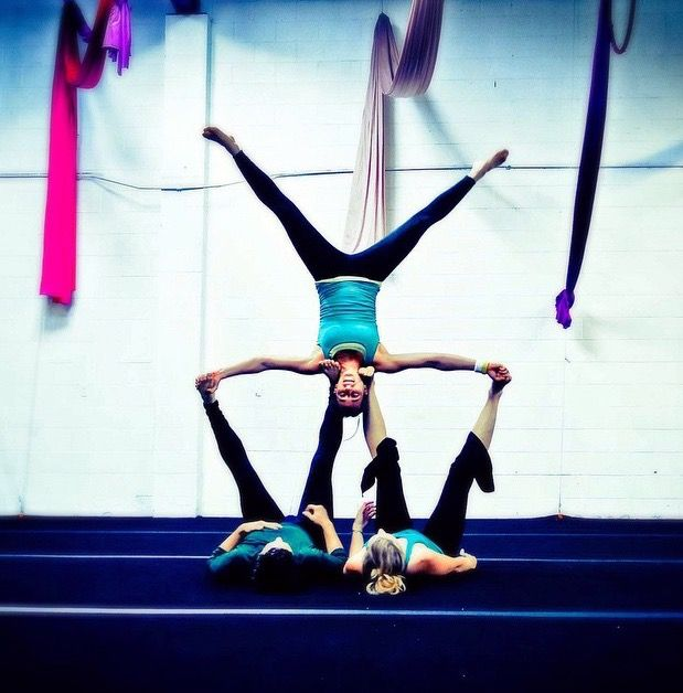 how to learn acro yoga