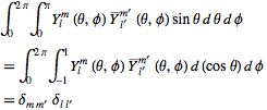 Rotational Wave Functions