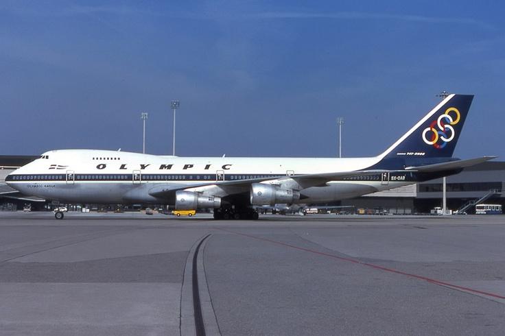 Greece Olympic Airways