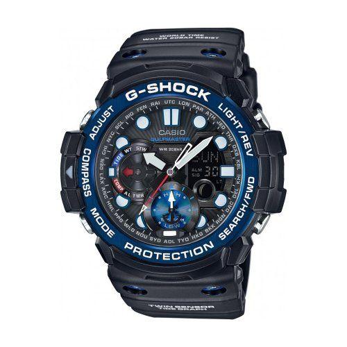 Orologio Cronografo da Uomo Casio GN-1000B-1AER, Cassa in Resina. Collezione G-Shock 2016/2017, Tutto lo stile Sportivo di questo prodotto nel nostro catalogo