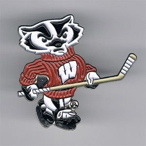 Bucky Badger | Wisconsin Badgers Hockey