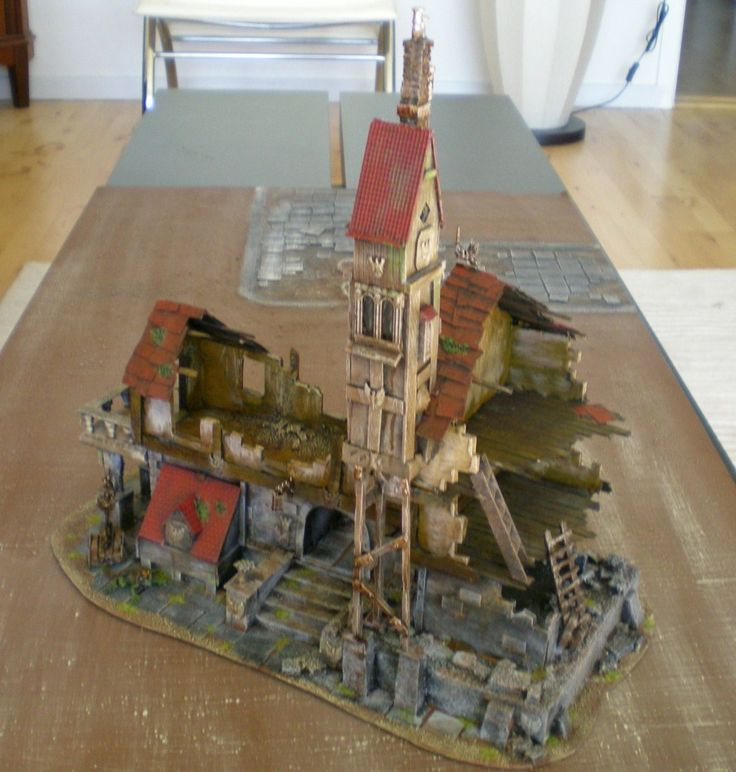 Old Fashioned Mordheim Building Templates Model - Resume Template ...
