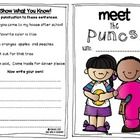 I hope you enjoy this FREEBIE!  I wrote this little booklet to help kids understand when and how to use basic punctuation.