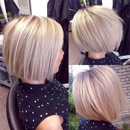 25 Haarschnitte für kurze glatte Haare | Kurze Fr…
