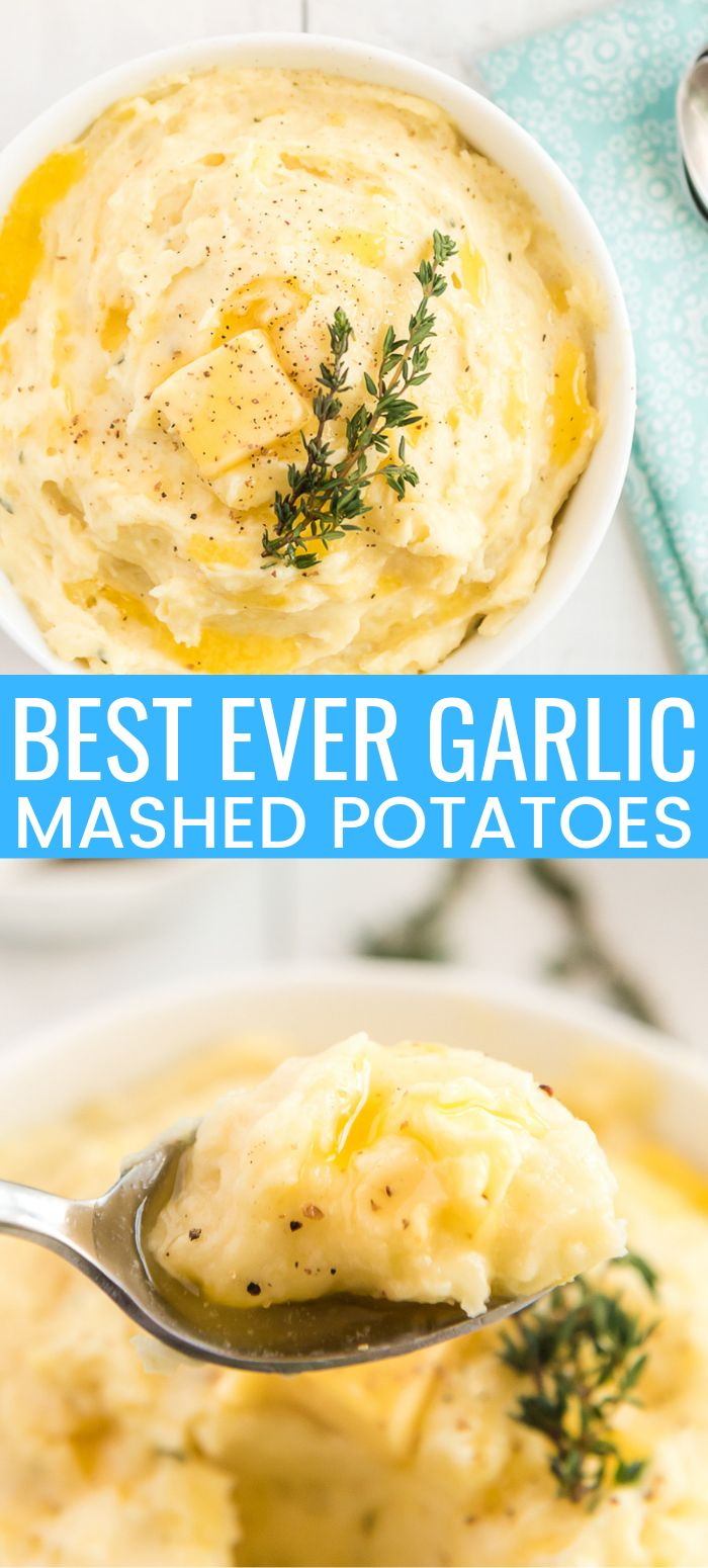 These Are The Best Creamy Mashed Potatoes You'll Ever Make