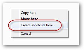 How to organize files - Shortcuts are awesome