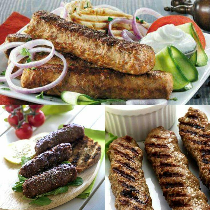 Τα παραδοσιακά Βουβαλίσια Σουτζουκάκια ζυμώνονται από εκλεκτό κιμά, μυρωδικά, λαχανικά και βότανα και συνδυάζουν την έντονη γεύση του Βουβαλίσιου κρέατος με την γλυκιά γεύση του χοιρινού και δίνουν ένα απολαυστικό γαστρονομικό αποτέλεσμα. Ψήνονται απευθείας από την κατάψυξη.  http://www.igourmet.gr/kebap-vouvalisio.html