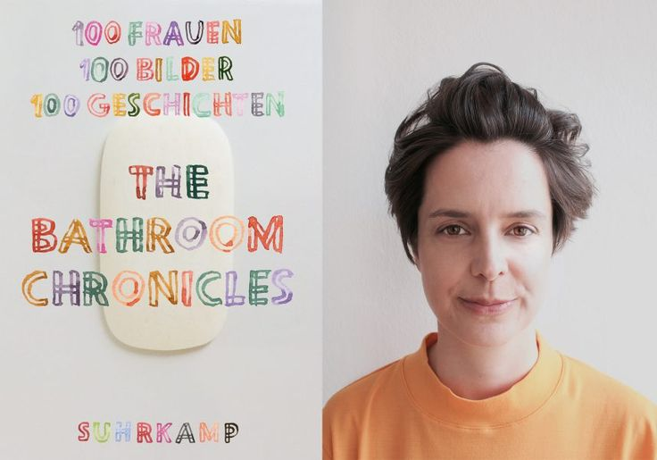 In her book, Friederike Schilbach finds herself in many different women's bathrooms – including those of Veronika and Julia