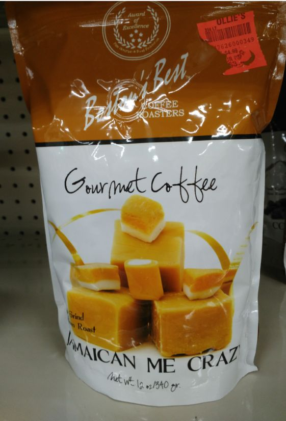 Boston's Best Gourmet Coffee Jamaican Me Crazy