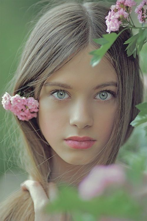 Preciosa como la Flor que lleva