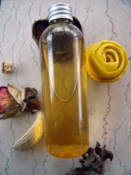 MishaBeauty - DIY kosmetika: Pleťové tonikum - hojivé