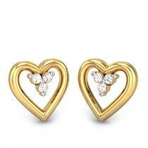 Reva Diamond Earring  Visit http://www.candere.com/jewellery/womens-diamond-studs.html  for more details about jewellery