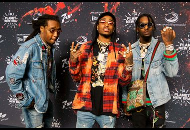 Migos on 'Culture' Hitting No. 1: 'We Speaking for the Young Generation of Music'