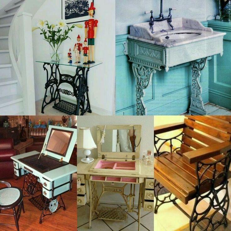 Eski Dikiş Makinesi Ayağını Değerlendirme   Hepimizin evinde aileden kalma eski dikiş makineleri vardır. Dikiş makinesinden masa yapılan bu eşyaları bahçe masası,pc masası yada çalışma masası olarak ta değerlendirebilr ev dekorasyonunda farklı bir konsept oluşturabilirsiniz. Devamı için tıklayınız ⤵ http://modavedekorasyon.com/eski-dikis-makinelerini-degerlendirme/