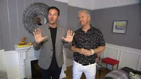 Colin & Justin reveal their Sheena's Place makeover