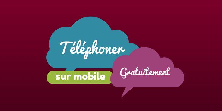 Comment téléphoner gratuitement avec votre téléphone portable ? Comment appeler gratuitement vos amis ? Comment envoyer des sms gratuits ?