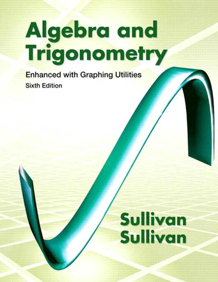 279 best ebooks of mathematics images on pinterest math algebra and trigonometry enhanced with graphing utilities edition used book in good condition fandeluxe Gallery