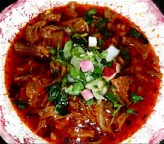 Birria - Mexican Birria Recipe from Mexico