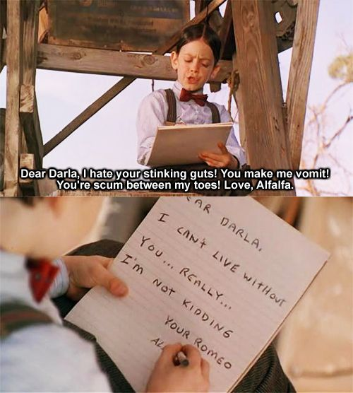 #lol #humor #funny alfalfa