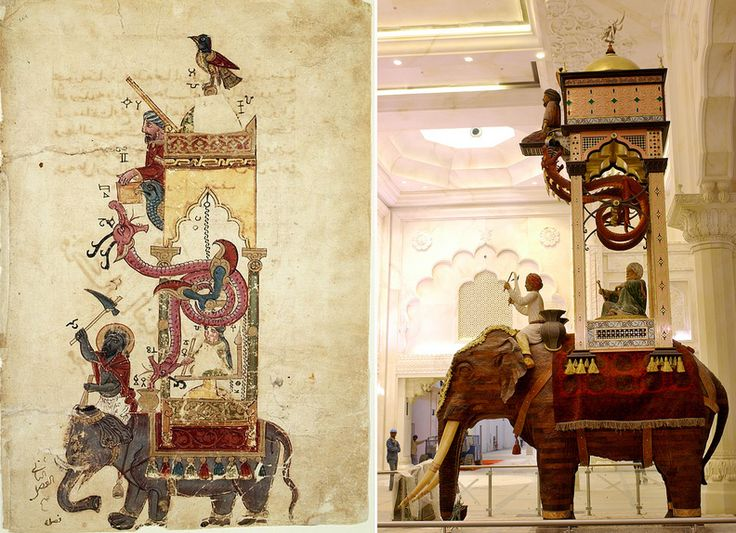 Top 7 ingenious Clocks from Muslim Civilisation that defied the Middle Ages | 1001 Inventions