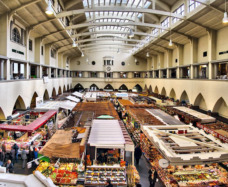 Markthalle Stuttgart- totally wandered into this market- it was awesome!