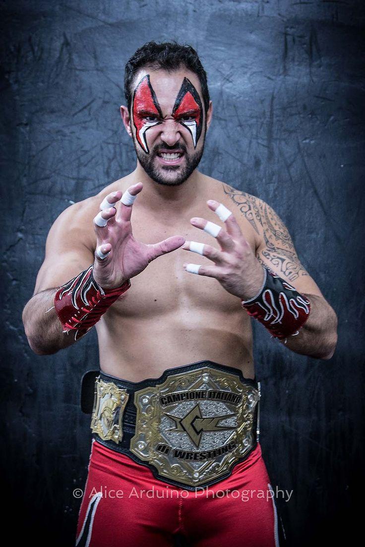 Campione Italiano di Wrestling: Red Devil