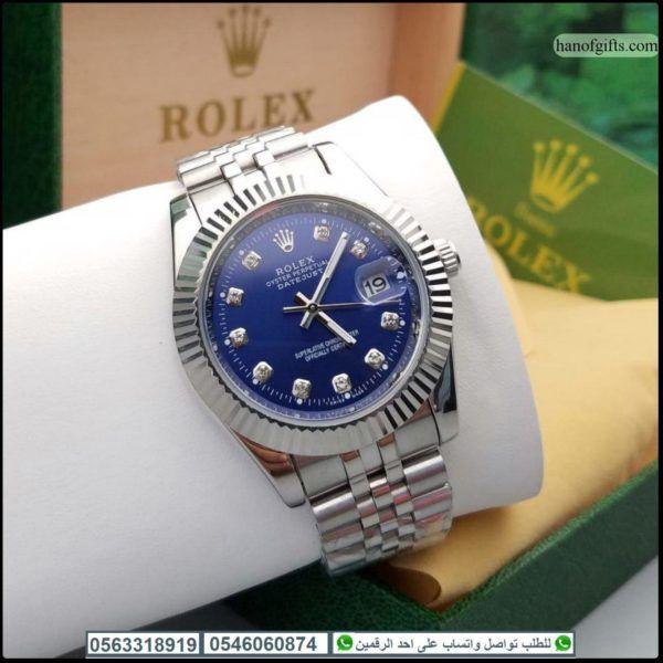 ساعات رولكس رجالي Rolex درجه اولى مع علبه الماركه هدايا هنوف Rolex Watches Rolex Accessories