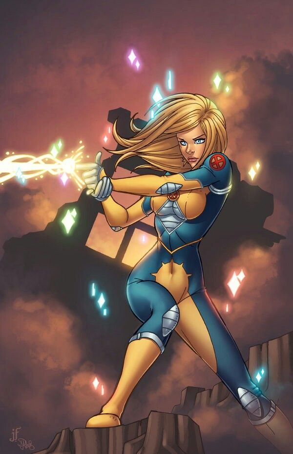 17 Best images about X-Universe ~ Dazzler on Pinterest ...