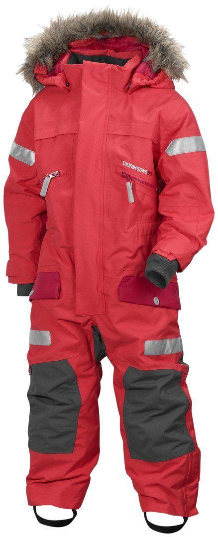 Didriksons Theron Coupe-vent Imperméable Respirable Enfants Garçons Filles enfants Combinaison Habit de neige / tout en un: Amazon.fr: Vêtements et accessoires