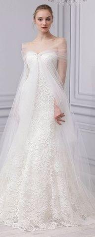 Galadriel's dress Monique Lhuillier