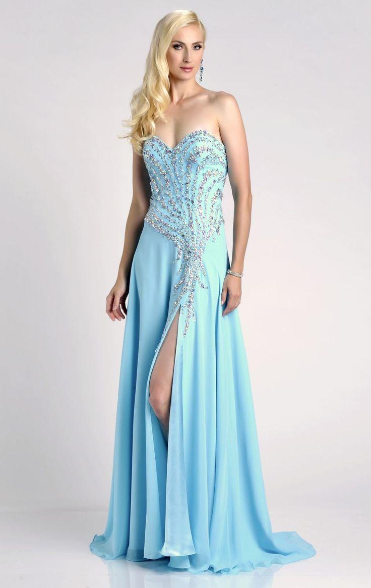 448 best Prom Dresses images on Pinterest | Formal prom dresses ...