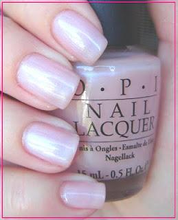 OPI Rosy Future Favorite No-Fuss Nail Polish Color