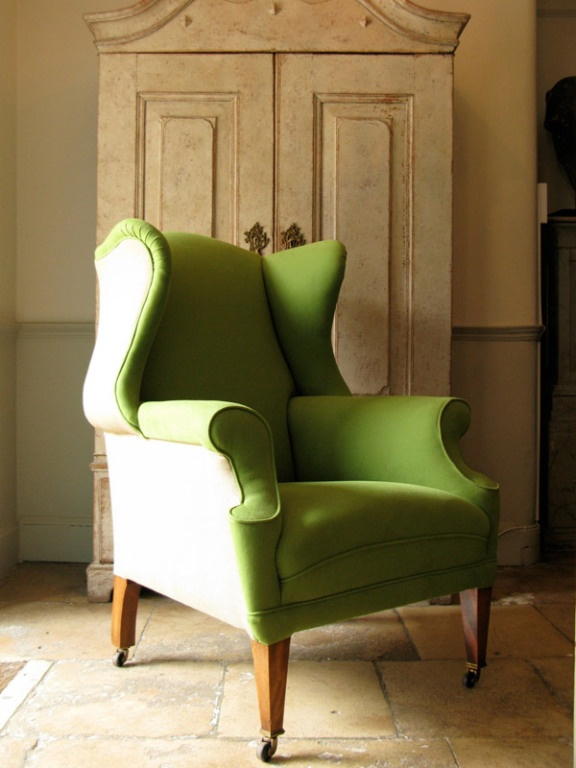 view this item and discover similar wingback chairs for sale at a wonderful late century english wingback armchair of elegant shape and great