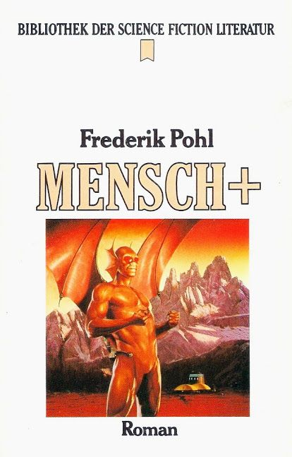 Image result for frederik pohl man plus