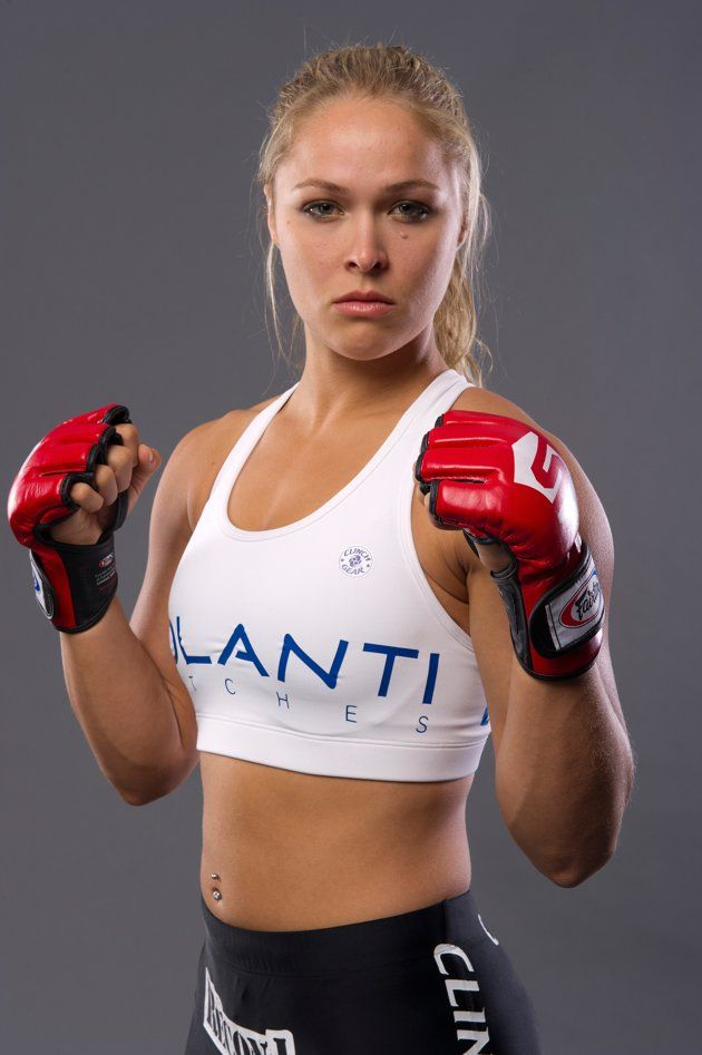 Former top judoka, Ronda Rousey, the most uncool fighter I know of! #trashtalk #uncool #ego