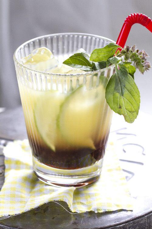 2 Okinawa eten!  Twee niet-alcoholische cocktails ♪ Shikuwasa voor gezondheid en schoonheid