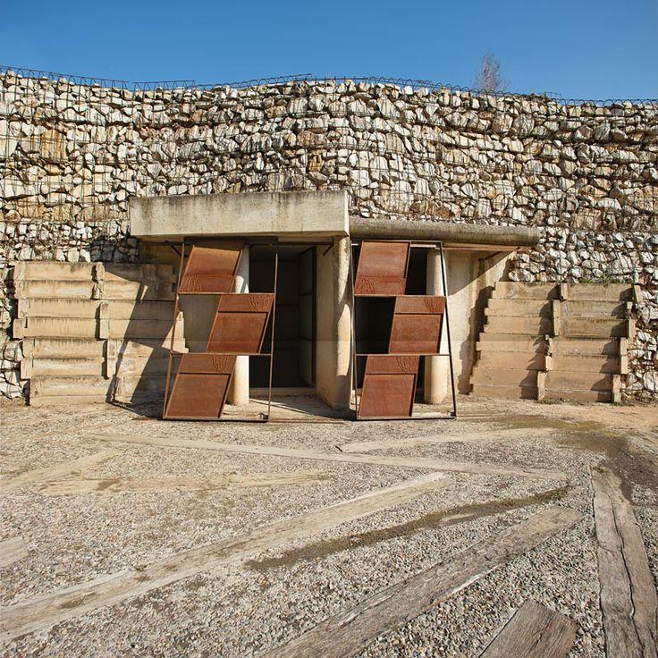 Clásicos de Arquitectura: Cementerio Igualada / Enric Miralles   Carme Pinos AD Classics: Igualada Cemetery / Enric Miralles   Carme Pinos – Plataforma Arquitectura