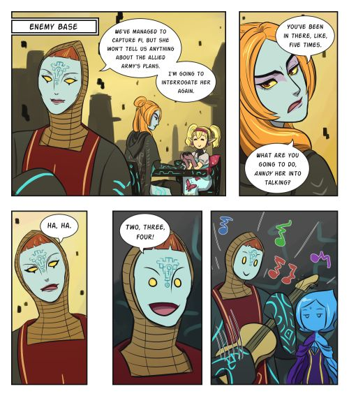 Warriors Legends Of Troy Part 1: Annoying Fi - Part 1... Midna, Fi, And Agitha