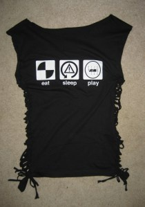 Summer Tshirt DIY @Jenipher Kahre what do you think of this?